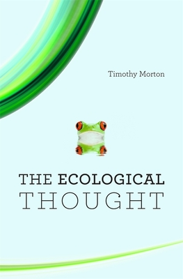 The Ecological Thought Cover Image