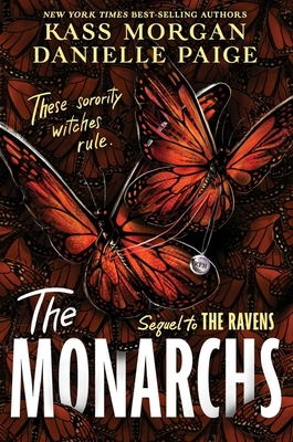 Cover for The Monarchs (The Ravens)
