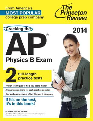Cracking the AP Physics B Exam Cover Image