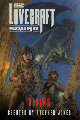 The Lovecraft Squad: Rising Cover Image