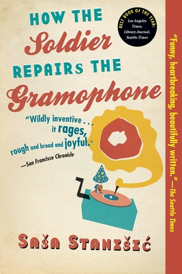 How the Soldier Repairs the Gramophone Cover