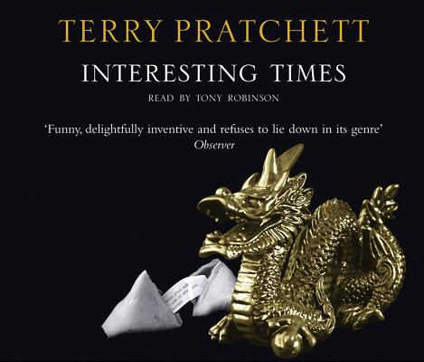Interesting Times: Discworld Novel 17 Cover Image