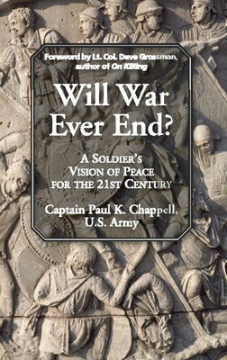 Will War Ever End? Cover