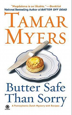 Butter Safe Than Sorry Cover