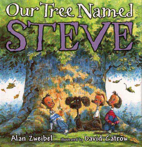 Our Tree Named Steve Cover