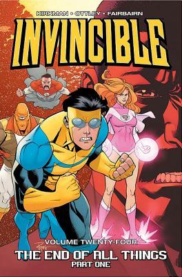 Cover for Invincible Volume 24