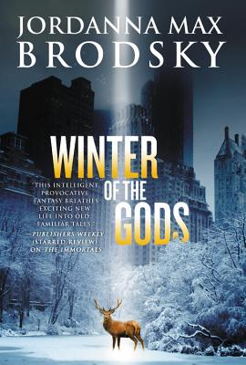 Winter of the Gods (Olympus Bound #2) Cover Image