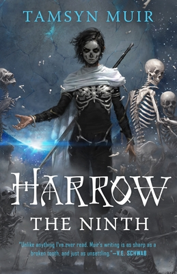Harrow the Ninth (The Locked Tomb Trilogy #2) Cover Image