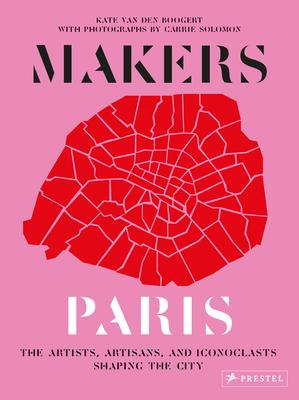 Makers Paris Cover Image