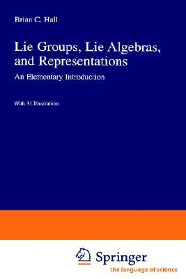 Cover for Lie Groups, Lie Algebras, and Representations
