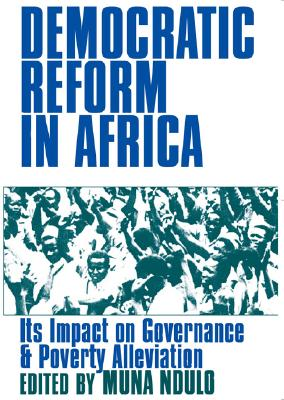 Cover for Democratic Reform in Africa