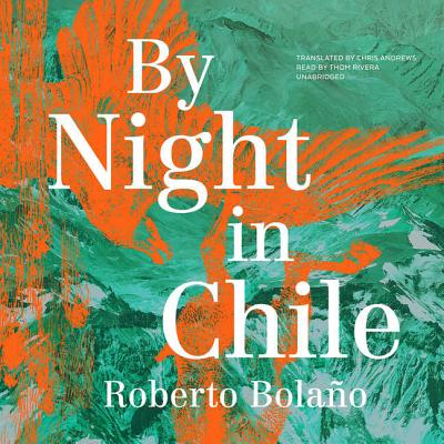 Cover for By Night in Chile Lib/E
