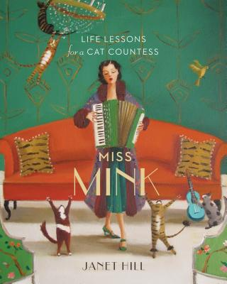 Miss Mink: Life Lessons for a Cat Countess Cover Image