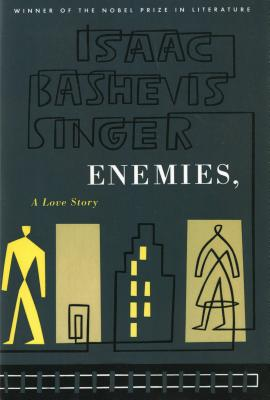 Enemies, a Love Story Cover Image