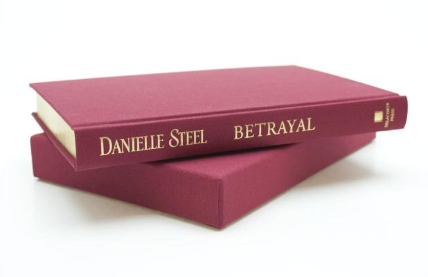 Betrayal (Limited Edition) Cover