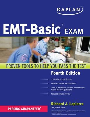 Kaplan Emt-Basic Exam (Kaplan EMT Basic Exam) Cover Image