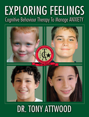 Exploring Feelings: Anxiety: Cognitive Behaviour Therapy to Manage Anxiety Cover Image