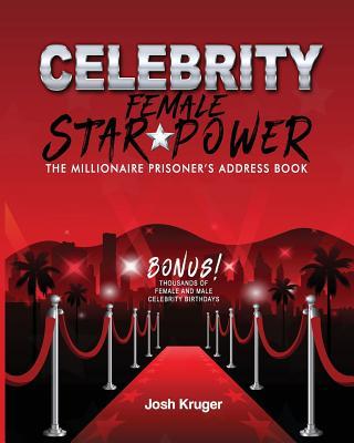 Celebrity Female Star Power: The Millionaire Prisoner's Address Book Cover Image
