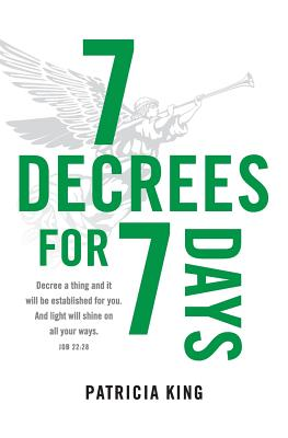 Seven Decrees for Seven Days Cover Image