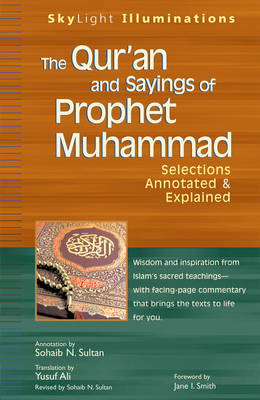 The Qur'an and Sayings of Prophet Muhammad Cover