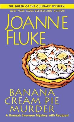 Banana Cream Pie Murder (A Hannah Swensen Mystery #21) Cover Image