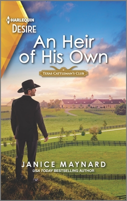 An Heir of His Own: A Steamy Western Romance Cover Image