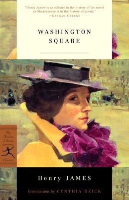 Washington Square Cover