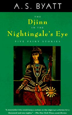 The Djinn in the Nightingale's Eye Cover Image