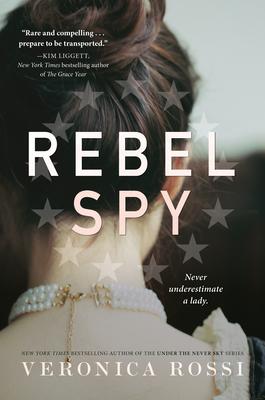 Cover for Rebel Spy