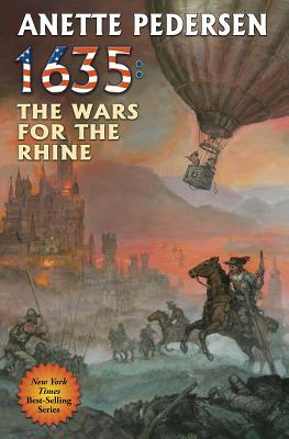 1635: The Wars for the Rhine (Ring of Fire #24) Cover Image