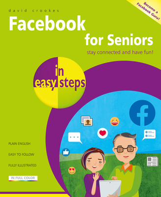 Facebook for Seniors in Easy Steps Cover Image
