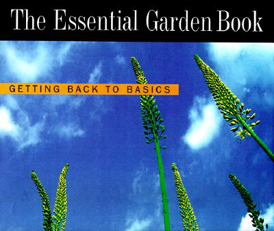Cover for The Essential Garden Book