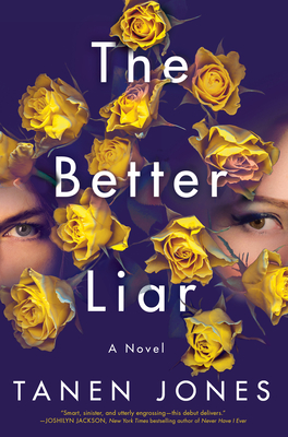 The Better Liar: A Novel Cover Image