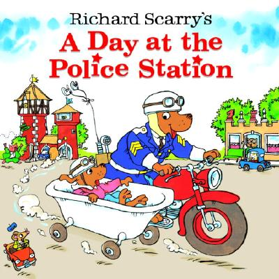 A Day at the Police Station Cover
