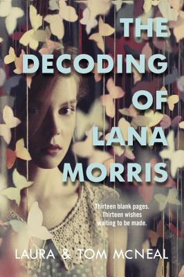 The Decoding of Lana Morris Cover