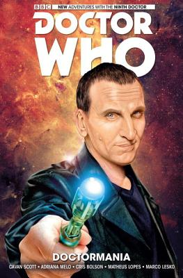 Doctor Who: The Ninth Doctor Vol. 2: Doctormania Cover Image