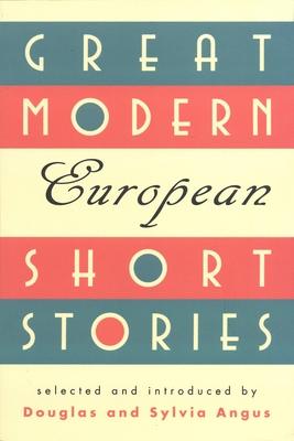 Great Modern European Short Stories Cover