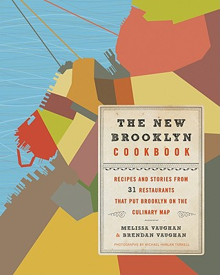 The New Brooklyn Cookbook Cover