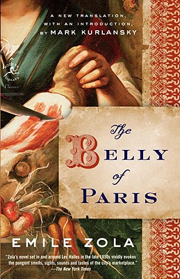 The Belly of Paris Cover