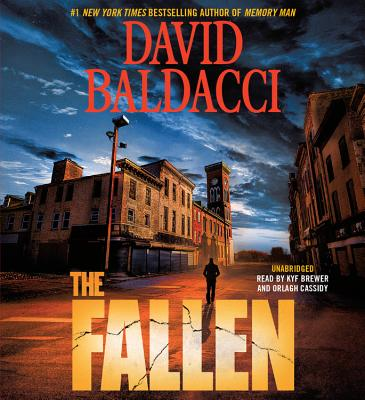 The Fallen (Memory Man series) Cover Image