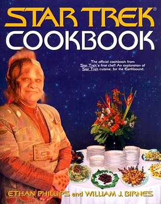 Star Trek Cookbook Cover Image