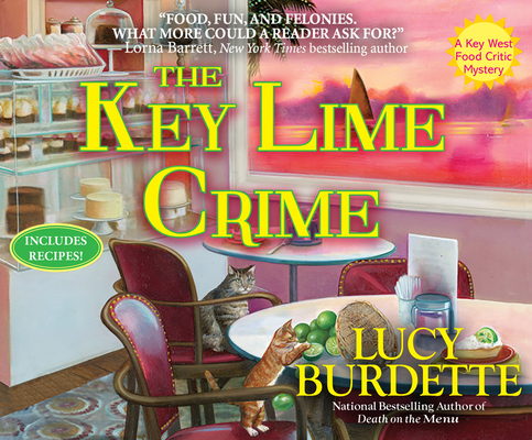The Key Lime Crime: A Key West Food Critic Mystery (Key West Food Critic Mysteries) Cover Image