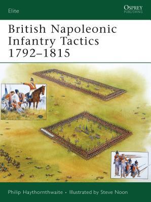 British Napoleonic Infantry Tactics 1792-1815 Cover