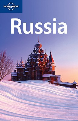 Lonely Planet Russia Cover Image