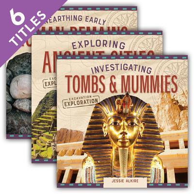 Excavation Exploration (Set) Cover Image