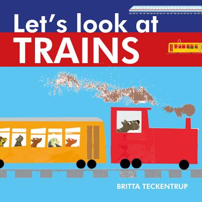 Let's Look at Trains Cover Image
