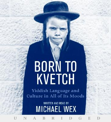 Born to Kvetch Cover