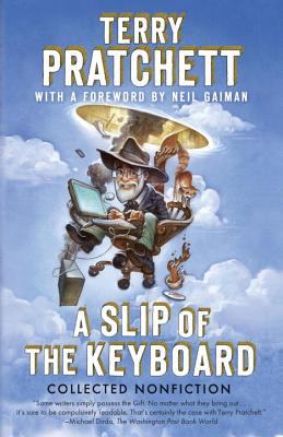 Cover for A Slip of the Keyboard