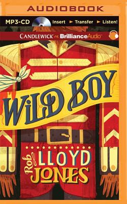Cover for Wild Boy