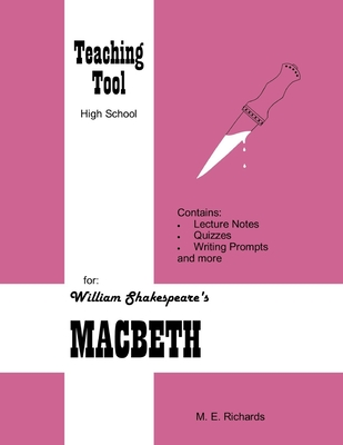 Teaching Tool for Shakespeare's Macbeth Cover Image